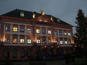 Adventskalender (Rathaus) Gengenbach