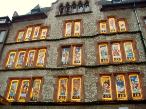 Adventskalender in Göttingen