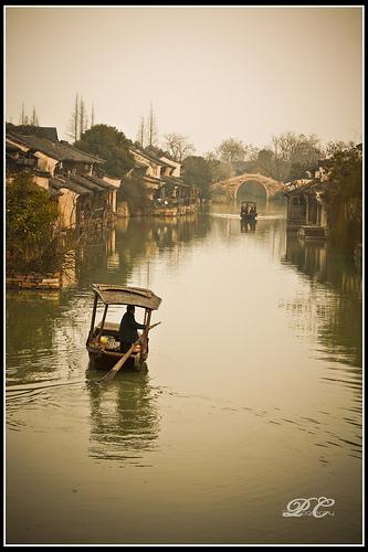 Wuzhen (Foto von PC in Shanghai)