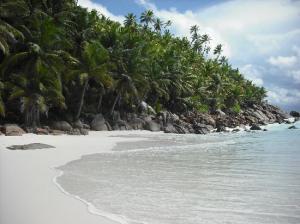 Fregate, ein kleines Insel-Paradies