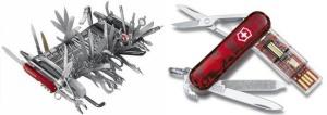 Schweizer Messer für alle Lebenslagen