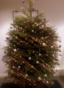 Weihnachtsbaum im TripAdvisor Office