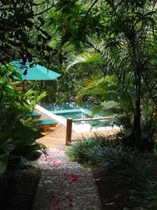 Luxuriöse Dschungel-Lodge Blancaneaux
