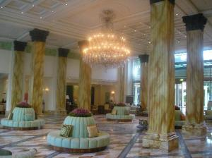 Im Palazzo Versace an der Goldküste