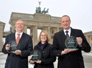 Die Travelers Choice Gewinner der Top Hotels in Deutschland 2010