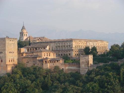 Die Alhambra - eine beeindruckende Festung