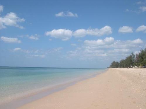 Strand und Sonne auf Ko Lanta