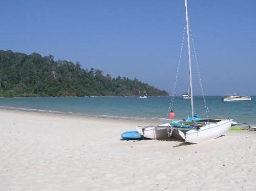 Datai Bay auf Langkawi - Reisefoto von KevMT