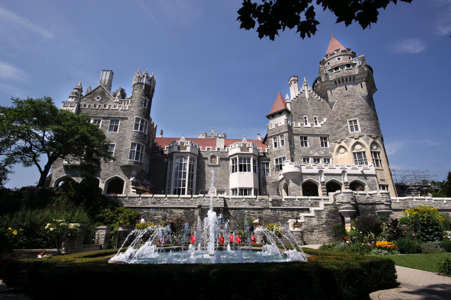 Casa loma toronto tripadvisor blog for Casa loma mansion toronto