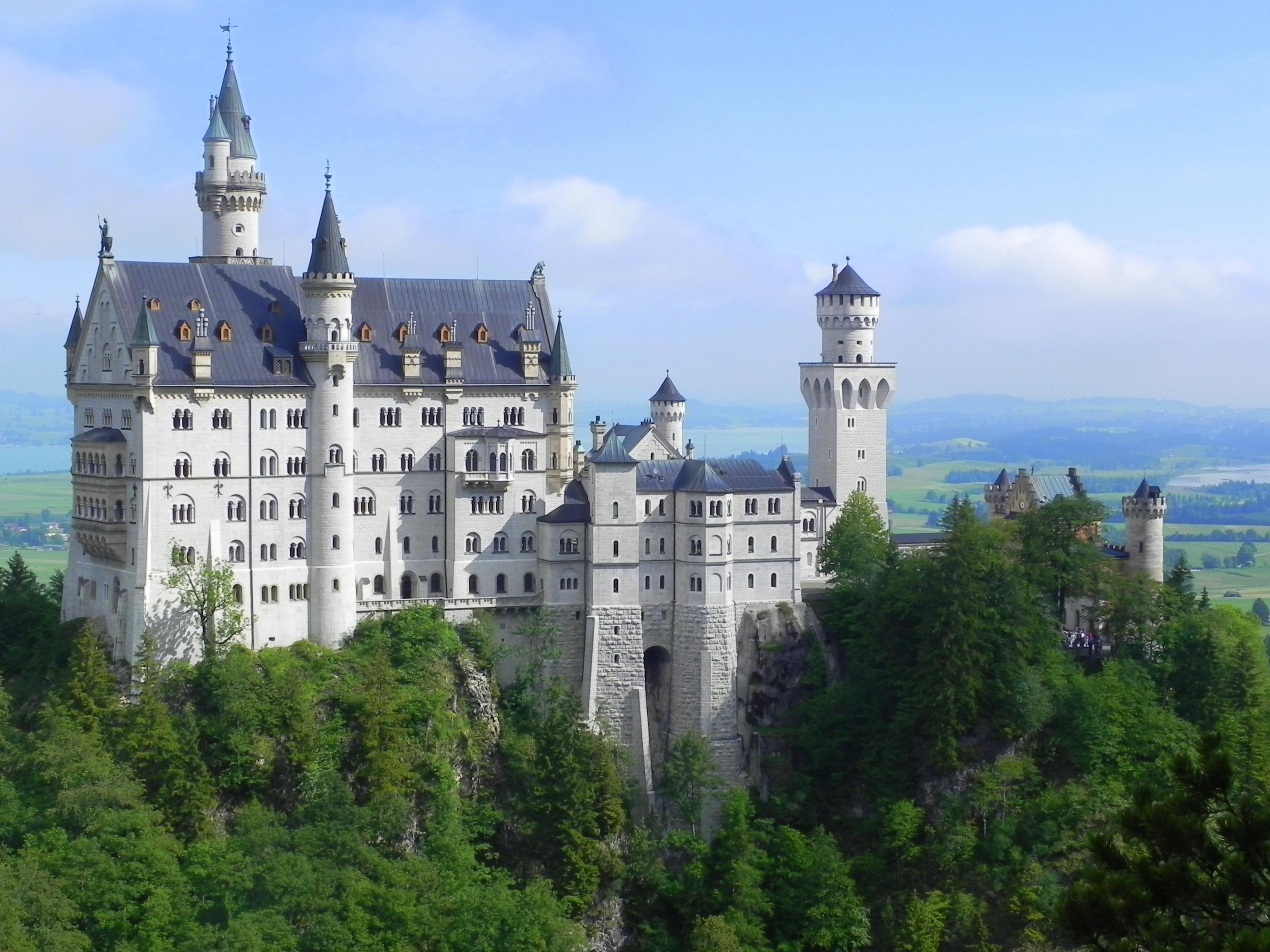 Castle Bran Neuschwanstein Tripadvisor Blog