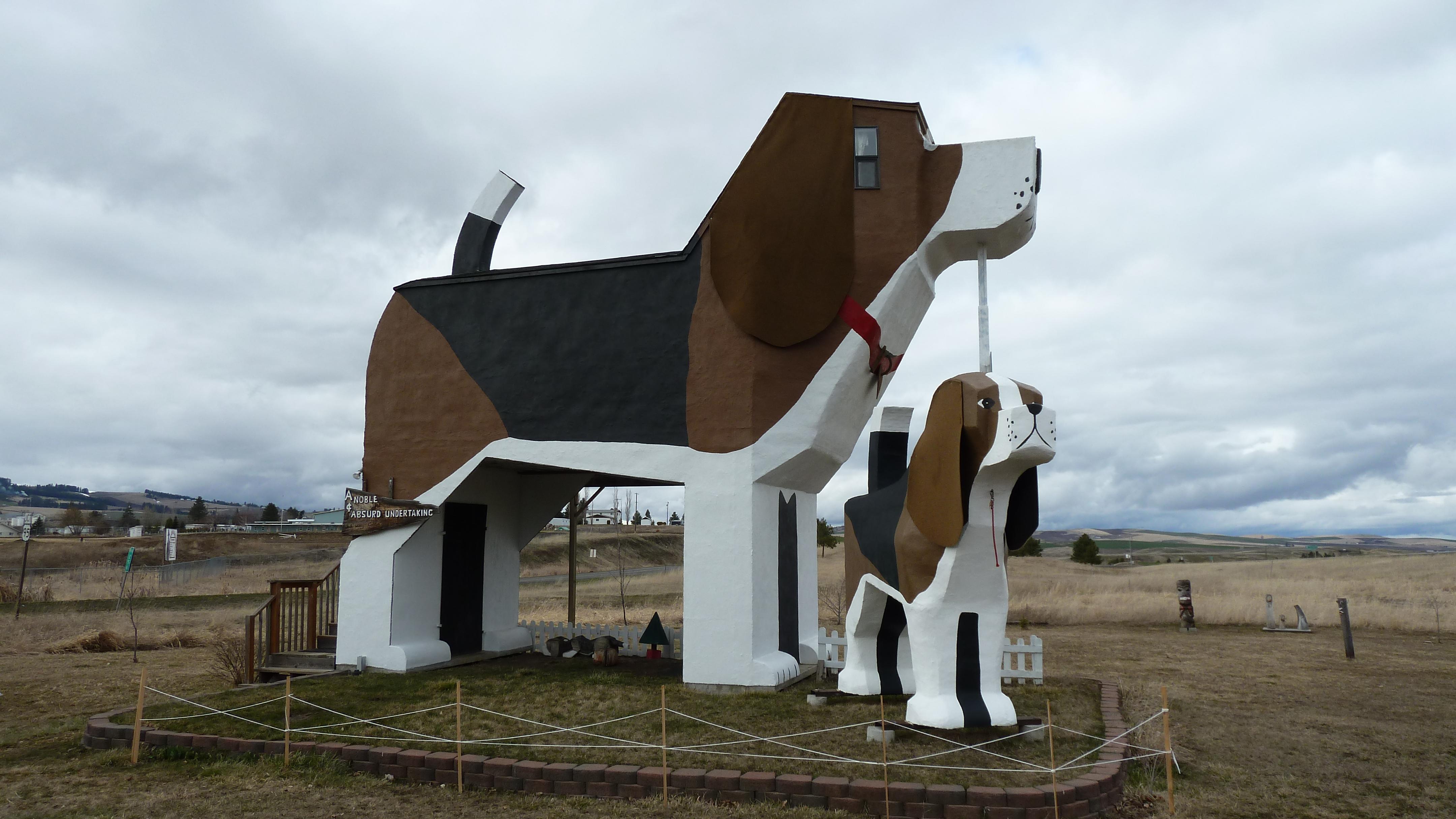 Dog Bark Park Inn Tripadvisor