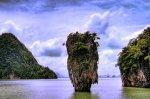 James-Bond-Felsen Phang Nga Bay ©TripAdvisor
