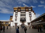 Platz 1 international: Historisches Ensemble Potala-Palast in Lhasa ©TripAdvisor
